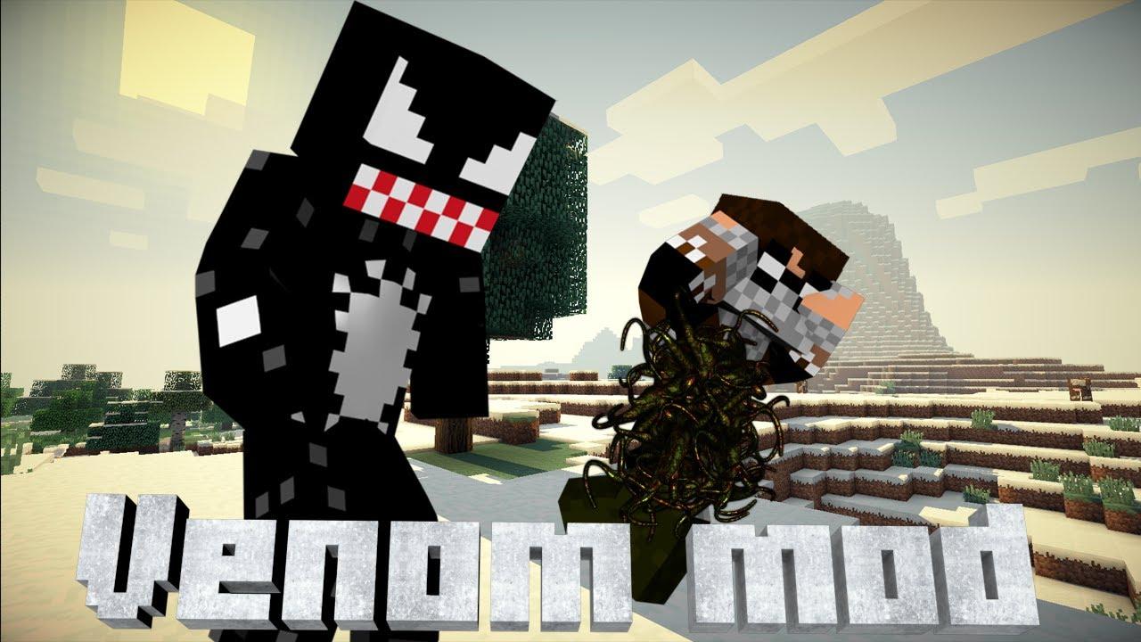 Venom Mod minecraft 1