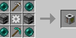 Simple Quarry Mod 4